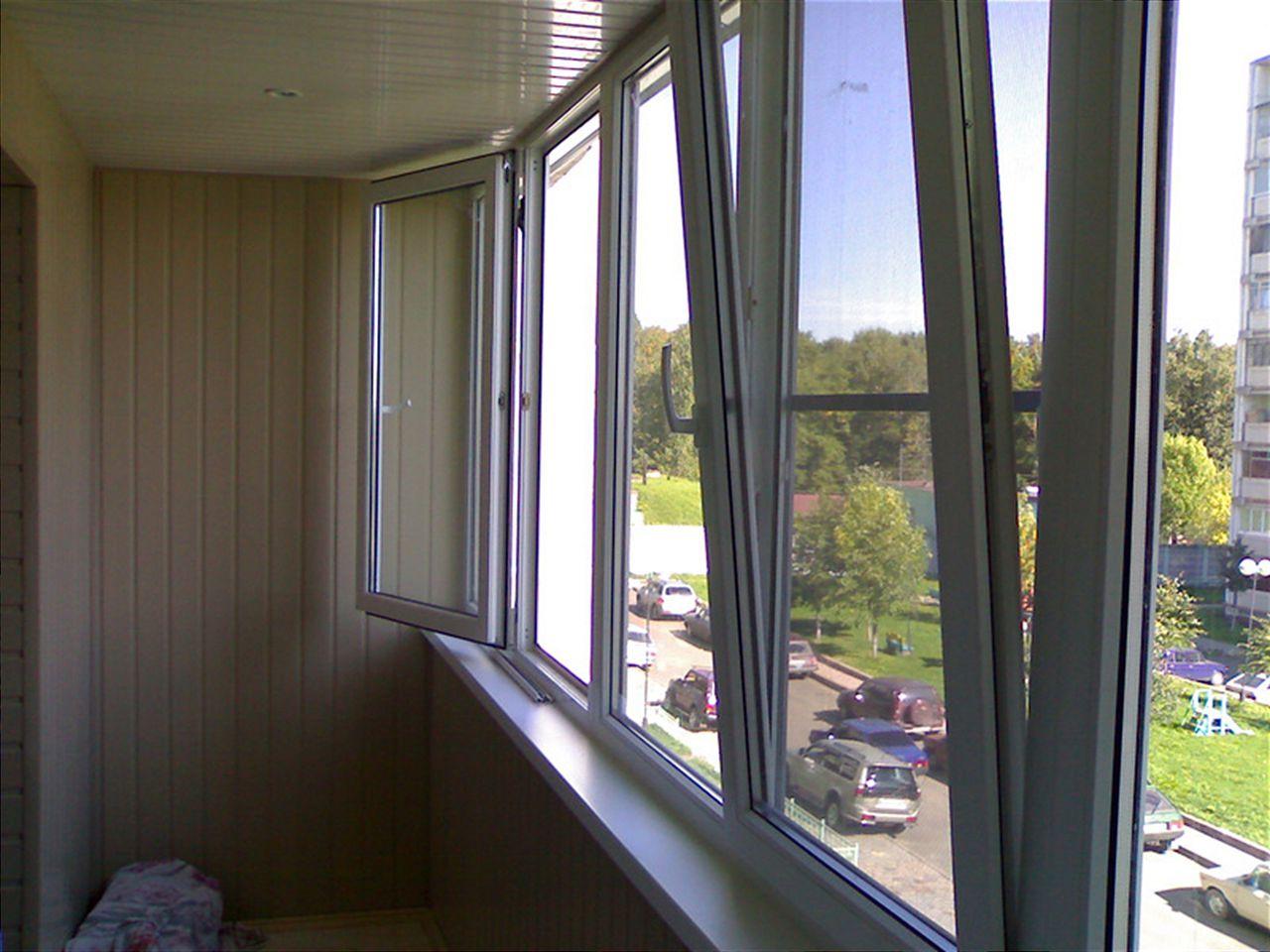 Остекление балконов, отделка и остекление лоджий - расценки .
