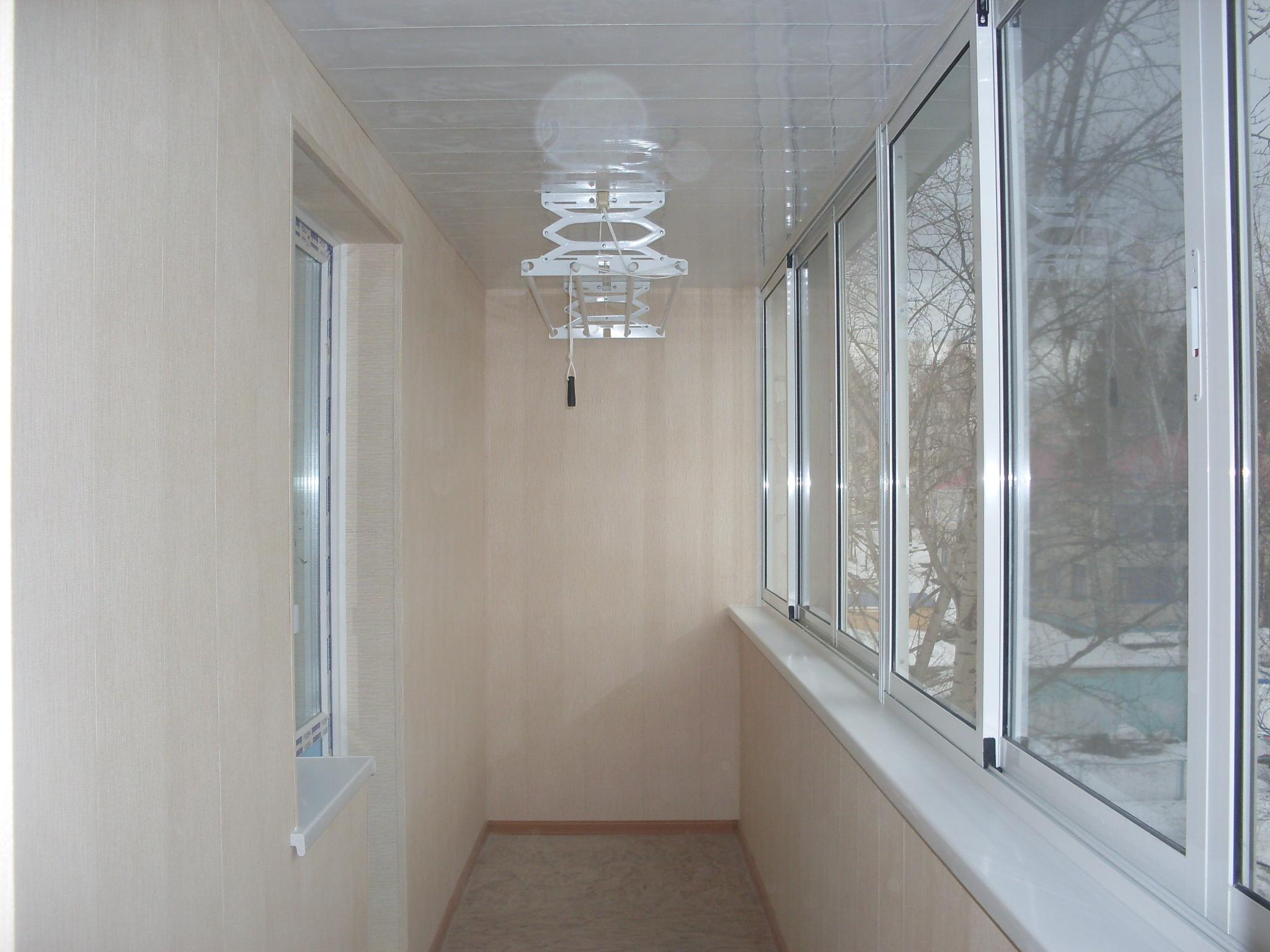 Остекление балконов и лоджий - недорого цена кривой рог - ст.